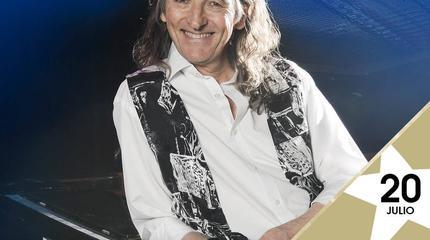 Concierto de Roger Hodgson en Starlite Festival 2019