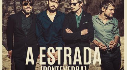 Second concert in A Estrada