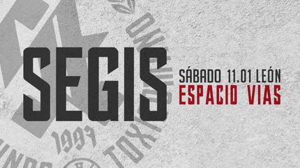 Concierto de Segis en León