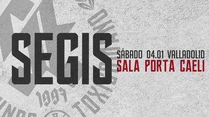 Concierto de Segis en Valladolid