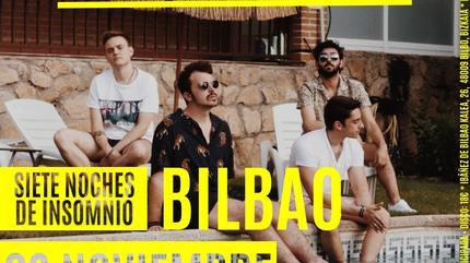 Concierto de Siete De Picas en Bilbao