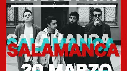 Siete de Picas concerto em Salamanca