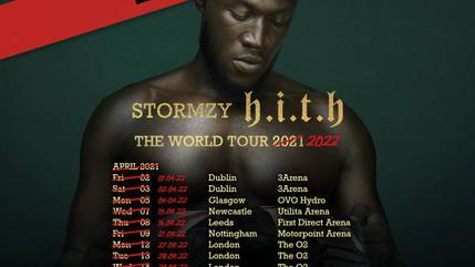 Concierto de Stormzy en Sheffield | HITH The World Tour