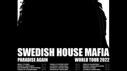 Swedish House Mafia concert in Madrid