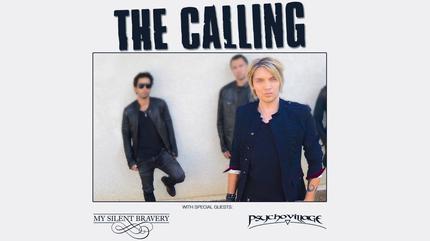 Konzert von The Calling in Barcelona