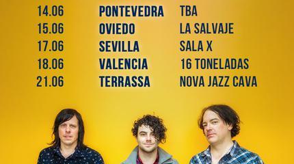 Concierto de The Posies en Valencia