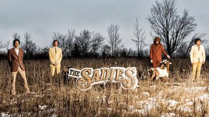 Concierto de The Sadies en Zaragoza