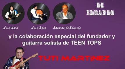 Concierto de Tour Teen Tops Tribute 2020
