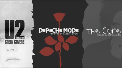 Concierto de U2, Depeche Mode & The Cure by Green Covers en Albacete