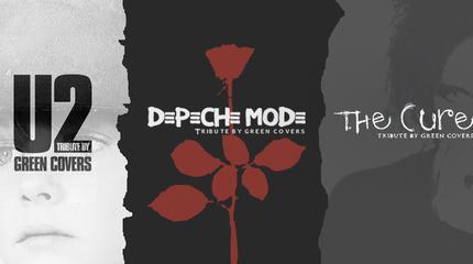 Concierto de U2, Depeche Mode & The Cure by Green Covers en Algeciras