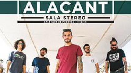 Valira concert à Alicante