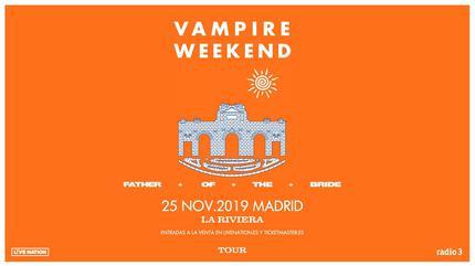 Concierto de Vampire Weekend en Madrid