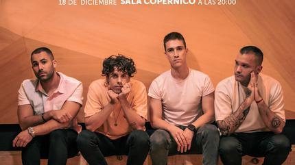 Concierto de VEINTIUNO en Madrid - Especial Fin de Año