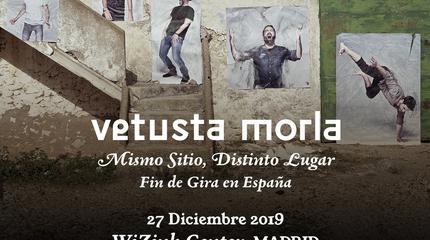 Concierto de Vetusta Morla en Madrid (Fin de Gira: Mismo Sitio, Distinto Lugar) Segunda fecha