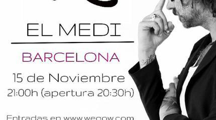 Concierto de Vikxie en acústico en Barcelona