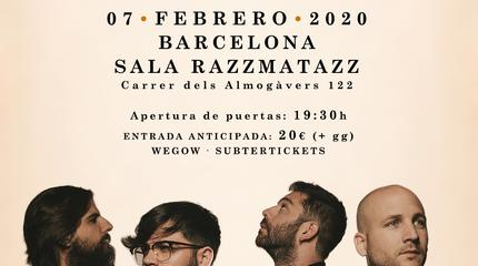 Konzert von Viva Suecia in Barcelona