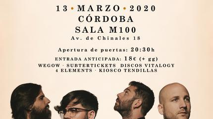 Concierto de Viva Suecia en Córdoba