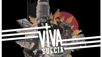 Viva Suecia concert in Madrid