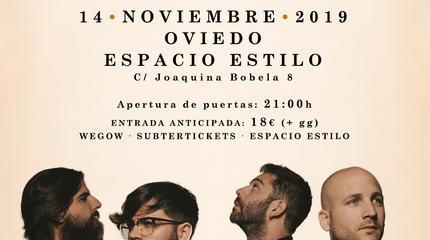 Concierto de Viva Suecia en Oviedo