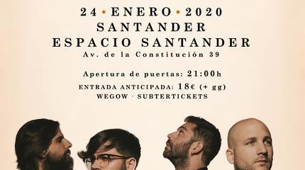 Concierto de Viva Suecia en Santander