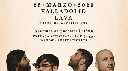 Concierto de Viva Suecia en Valladolid