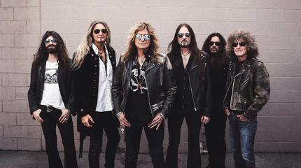 Whitesnake concert à Munich