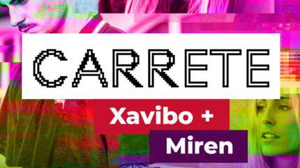 Concierto de Xavibo + Miren en Madrid - CARRETE