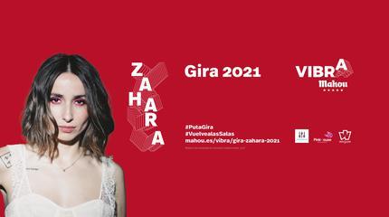 Concierto de Zahara en Santiago Compostela