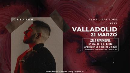 Concierto de Zetazen en Valladolid sala Serendipia