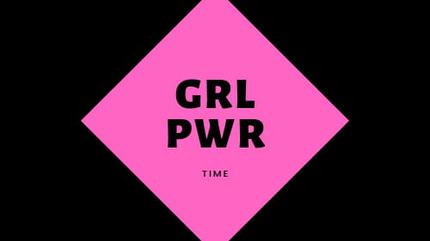 Grl Pwr Time