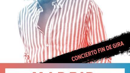 Pol 3.14 concert in Madrid
