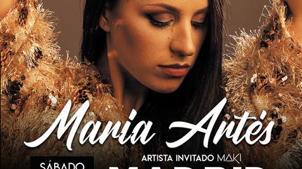 Maki + María Artés Lamorena concert in Madrid