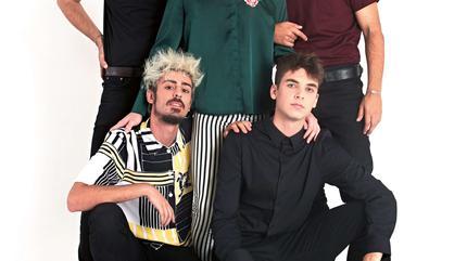 The Spam! + Niña Polaca concert in Madrid
