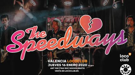 Concierto The Speedways en Valencia
