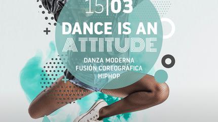Dance is an Attitude 2020 - ENTRADAS DE TARDE