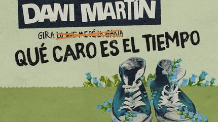 Dani Martín concert in Valencia