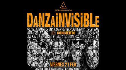 Danza Invisible concert in Granada