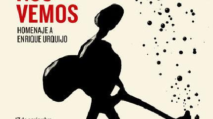 Homenaje a Enrique Urquijo concert in Madrid