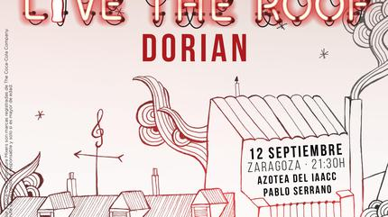 Dorian en LIVE THE ROOF | Zaragoza