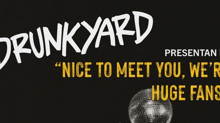 Drunkyard + Beach Bugs concert in Madrid
