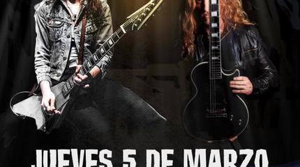 Duelo de Guitarras Jared & Laura en Gijón