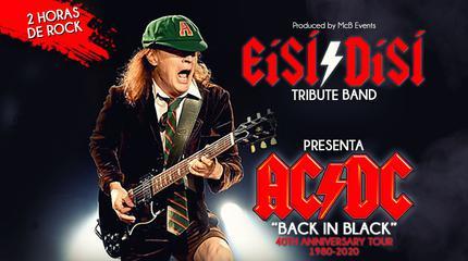 AC/DC + Eisi Disi concert in Ciudad Real