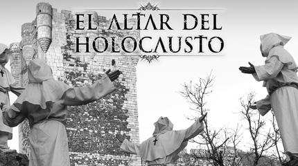 El ALTAR DEL HOLOCAUSTO · ALICANTE