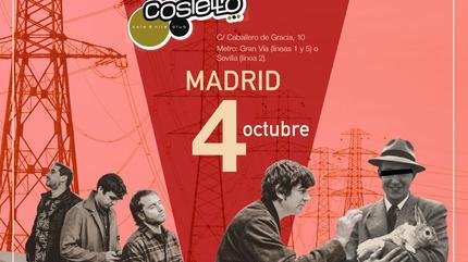El Capitán Elefante concert in Madrid