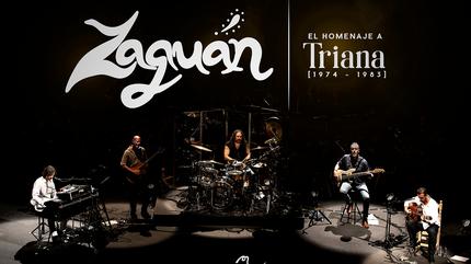 El Homenaje a TRIANA 1974-1983 de ZAGUÁN en Sevilla