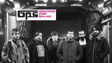 El Lado Oscuro de la Broca concert in Pontevedra