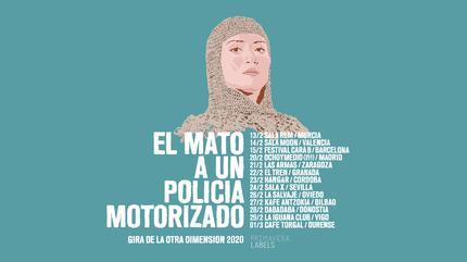 Él Mató a un Policía Motorizado en Sala X, Sevilla