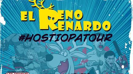 El Reno Renardo (Oficial) concerto em Salamanca