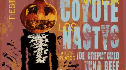 Yung Beef + Joe Crepúsculo + Los Nastys concert in Madrid