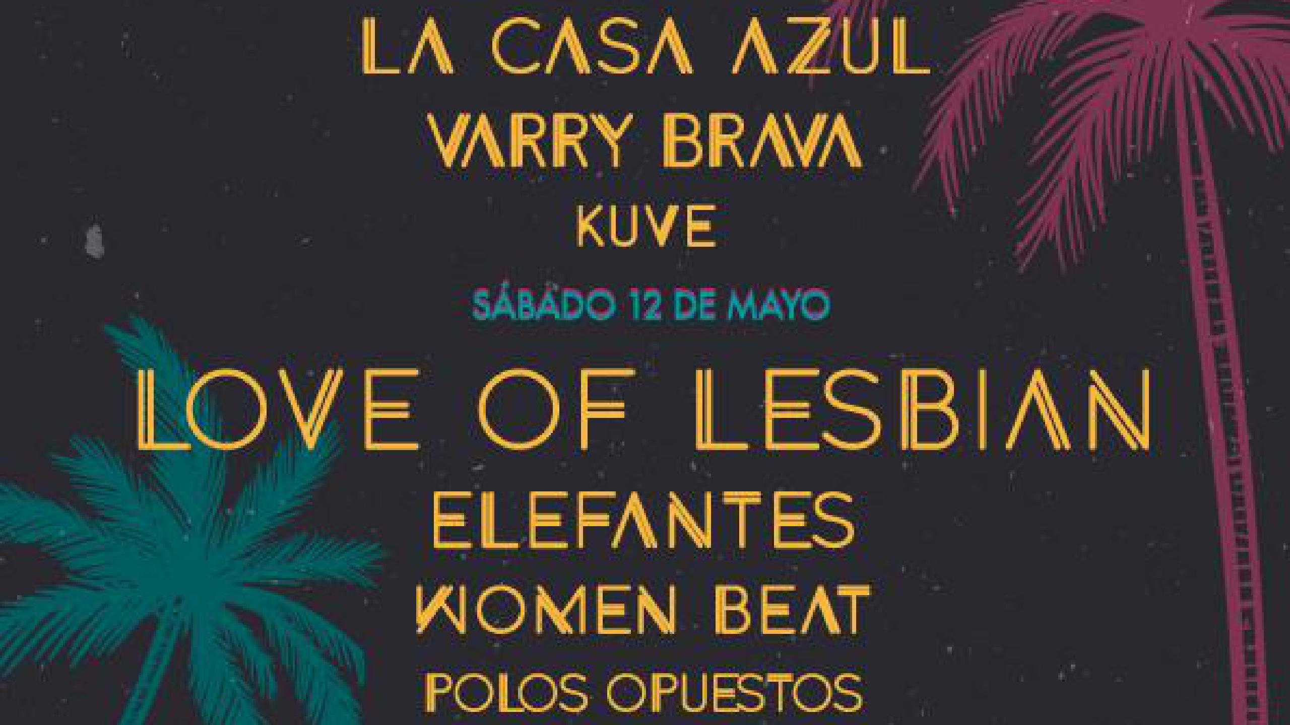 lesbian musical festivals